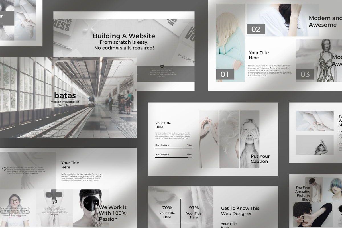 Batas Google Slide Template, Slide 3, 06607, Presentation Templates — PoweredTemplate.com