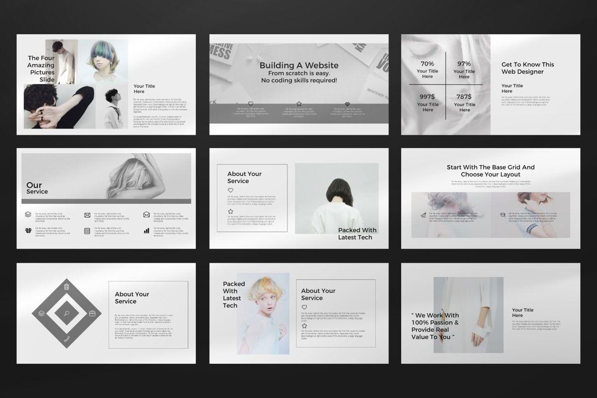 Batas Google Slide Template, Slide 5, 06607, Presentation Templates — PoweredTemplate.com