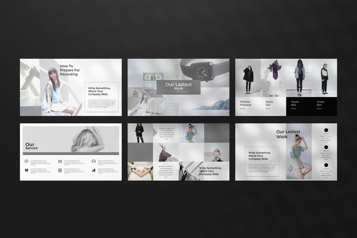 Batas Google Slide Template, Slide 6, 06607, Presentation Templates — PoweredTemplate.com