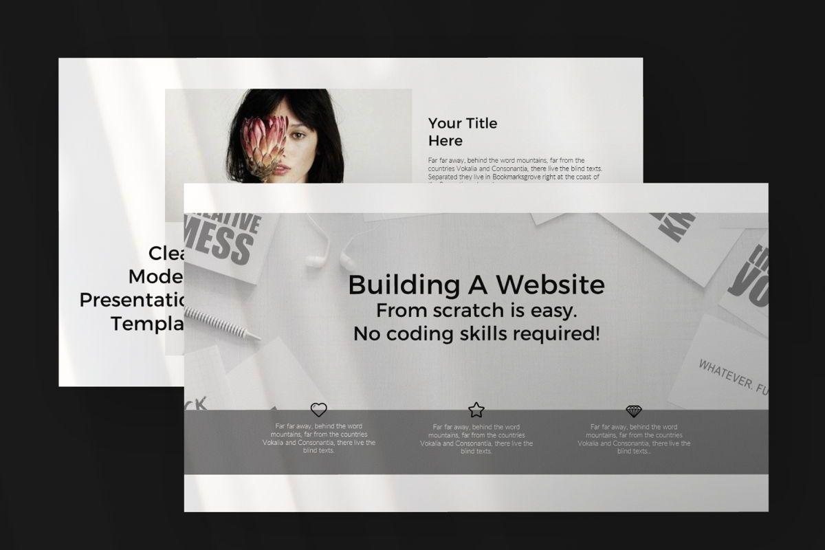 Batas Google Slide Template, Slide 7, 06607, Presentation Templates — PoweredTemplate.com