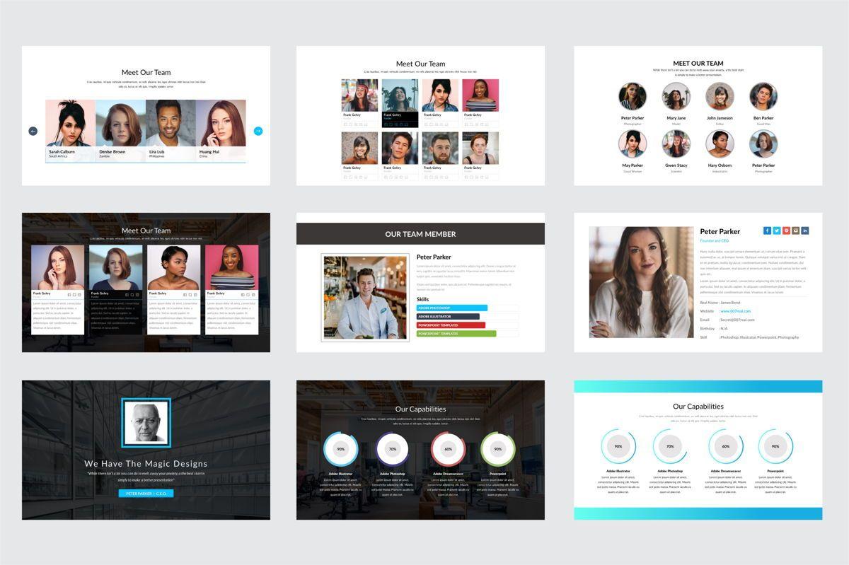 Arca Company Profile and Introduction Templates, Slide 4, 06610, Business Models — PoweredTemplate.com