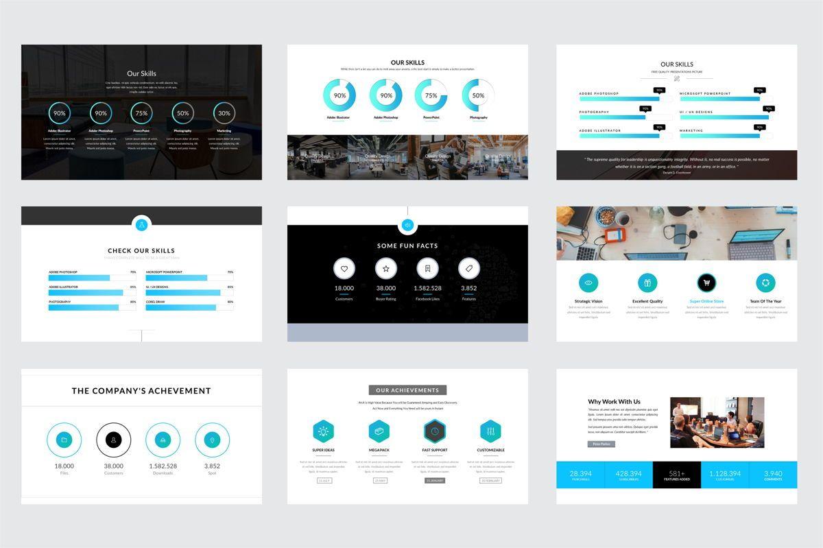 Arca Company Profile and Introduction Templates, Slide 5, 06610, Business Models — PoweredTemplate.com