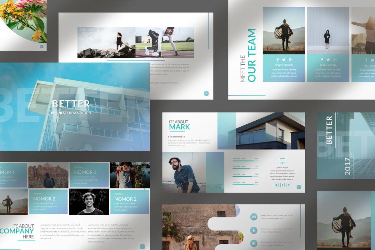 Better Business Google Slide, Slide 13, 06615, Presentation Templates — PoweredTemplate.com