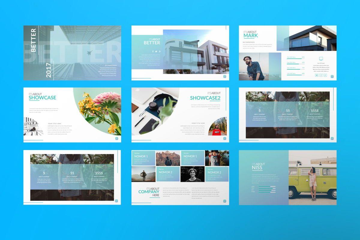 Better Business Google Slide, Slide 3, 06615, Presentation Templates — PoweredTemplate.com