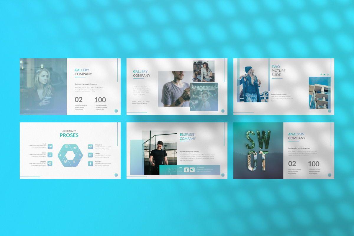 Better Business Google Slide, Slide 5, 06615, Presentation Templates — PoweredTemplate.com