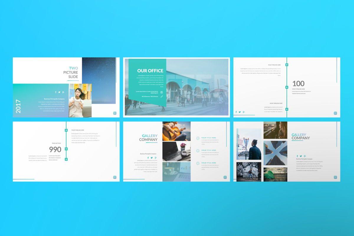 Better Business Google Slide, Slide 6, 06615, Presentation Templates — PoweredTemplate.com