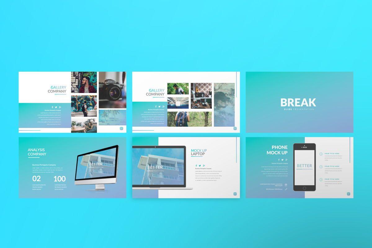 Better Business Google Slide, Slide 7, 06615, Presentation Templates — PoweredTemplate.com