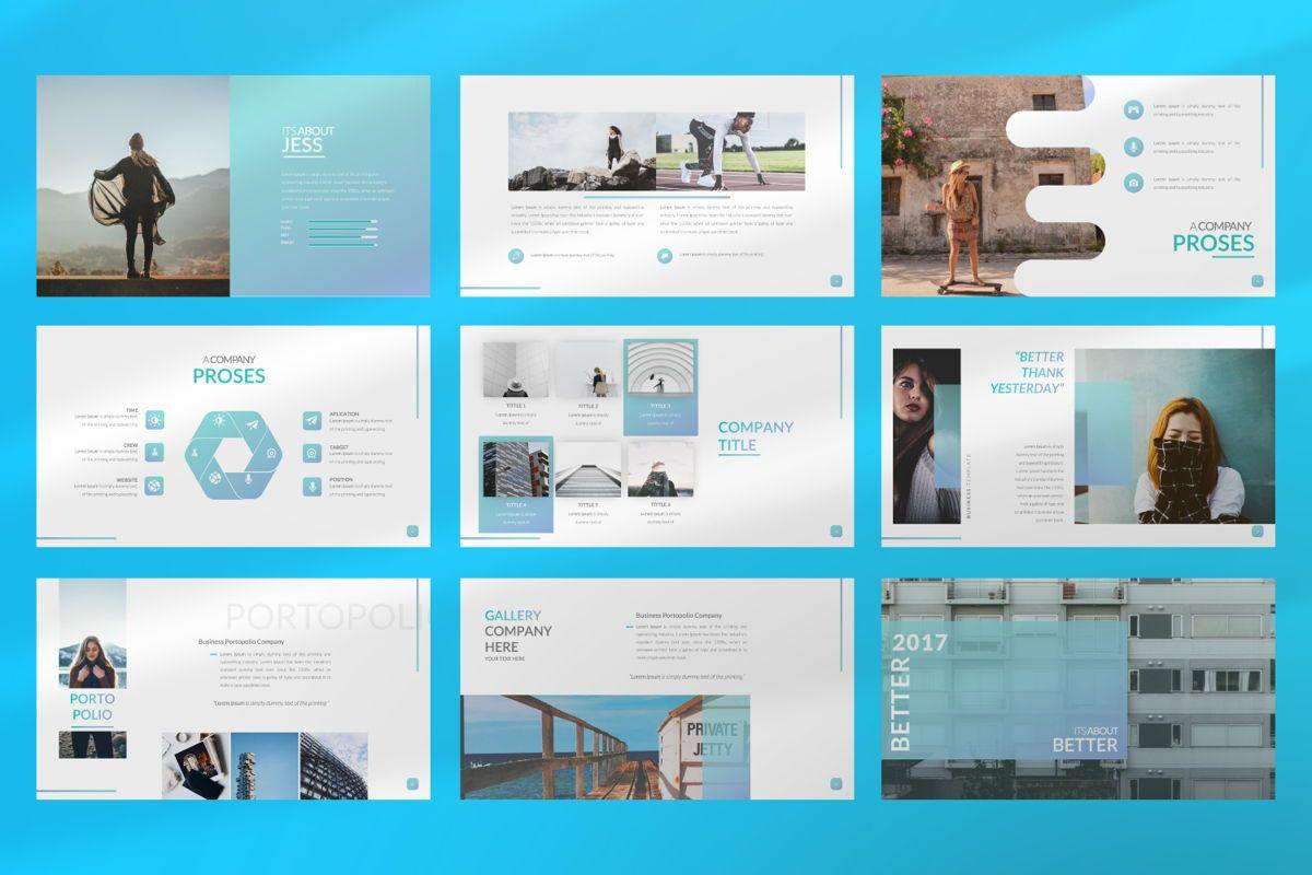 Better Business Keynote, Slide 4, 06616, Presentation Templates — PoweredTemplate.com