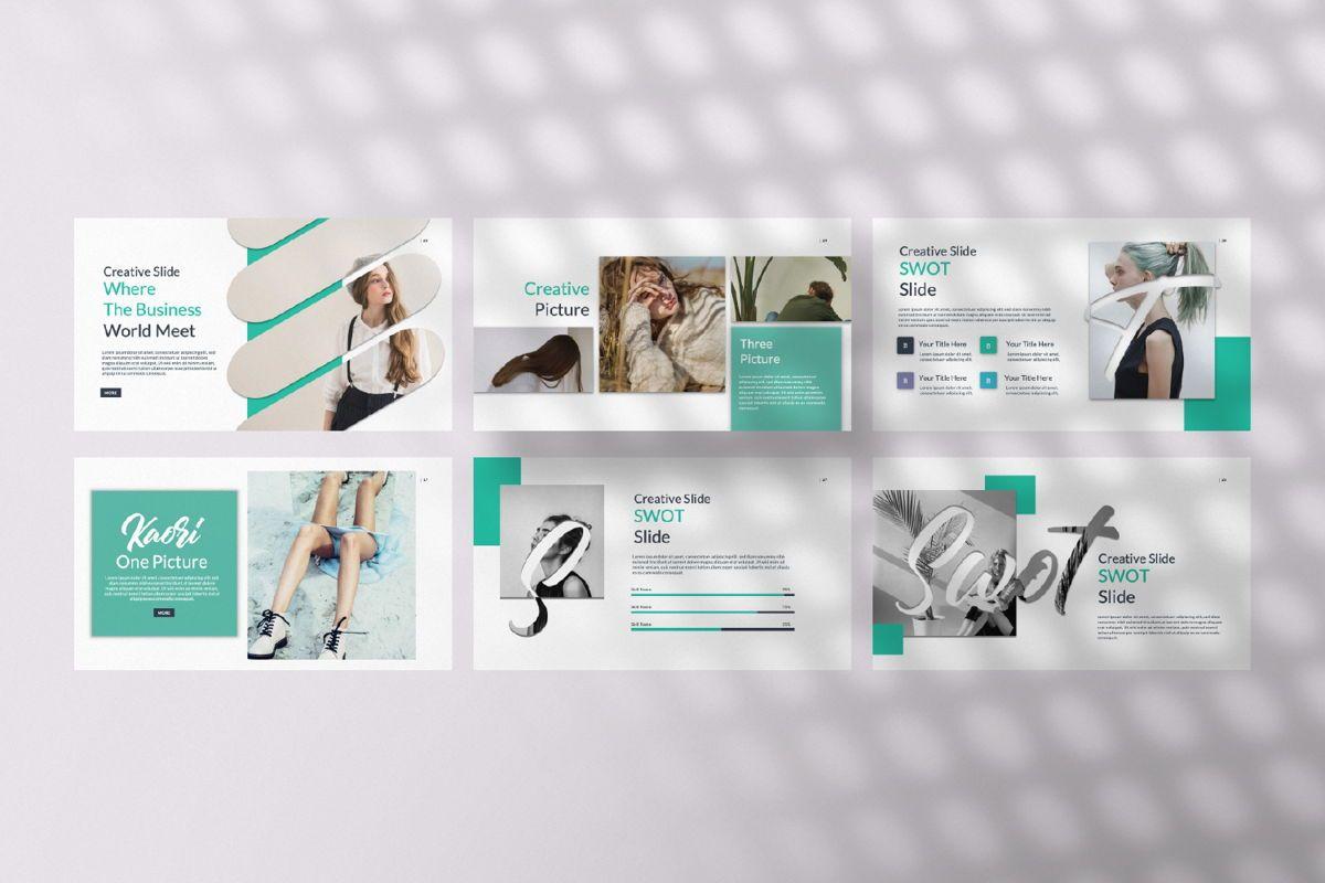 Kaori Business Google Slide, Slide 4, 06619, Presentation Templates — PoweredTemplate.com