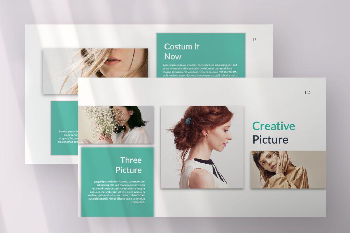 Kaori Business Google Slide, Slide 5, 06619, Presentation Templates — PoweredTemplate.com