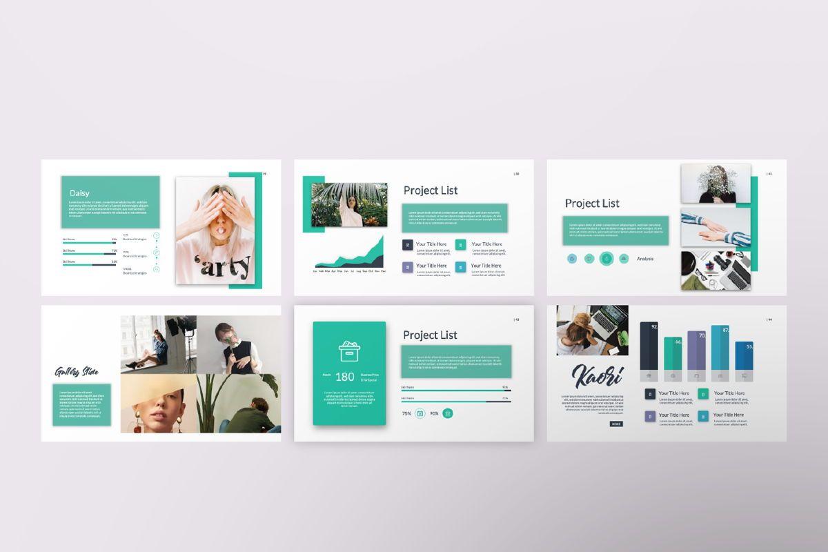 Kaori Business Google Slide, Slide 7, 06619, Presentation Templates — PoweredTemplate.com