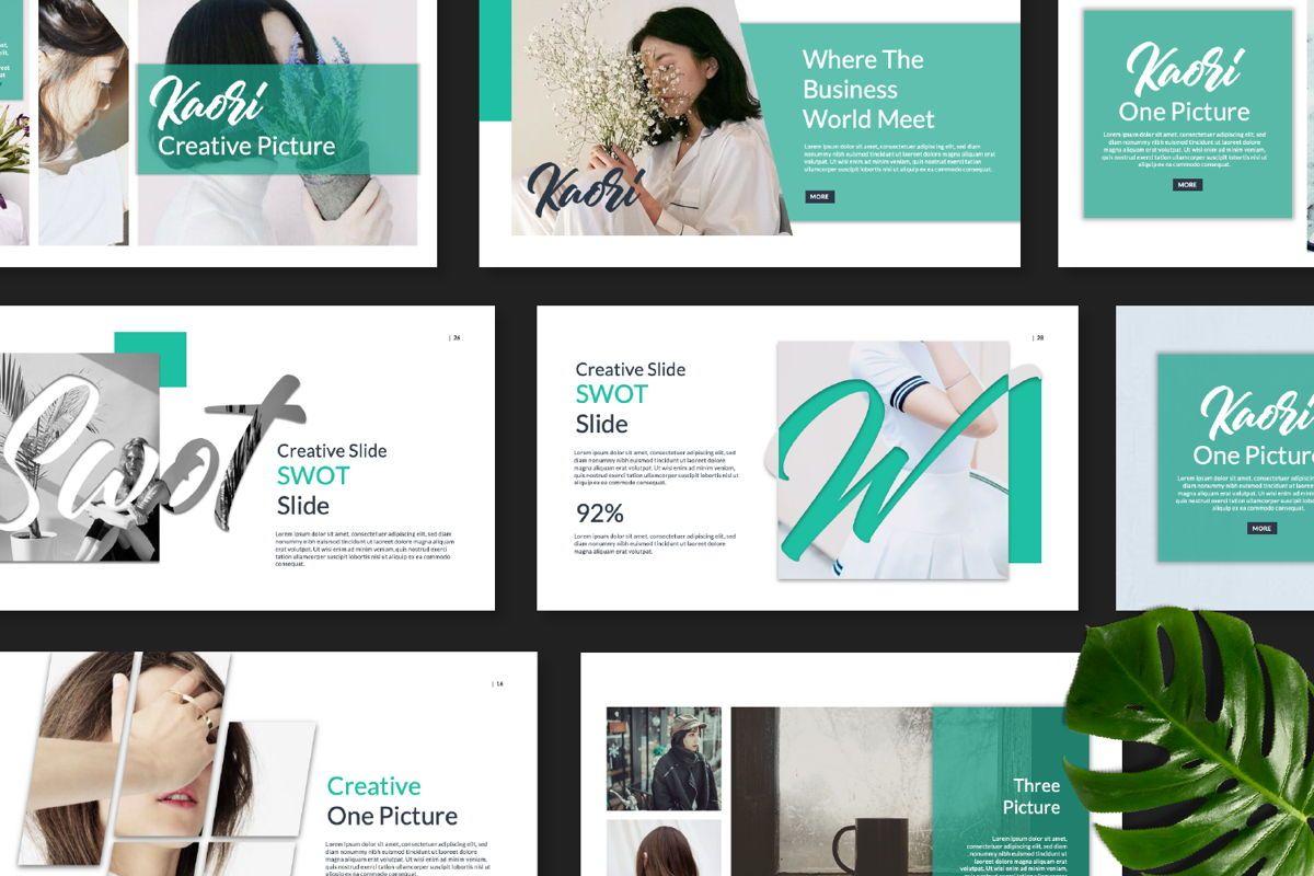 Kaori Business Keynote, Slide 8, 06620, Presentation Templates — PoweredTemplate.com