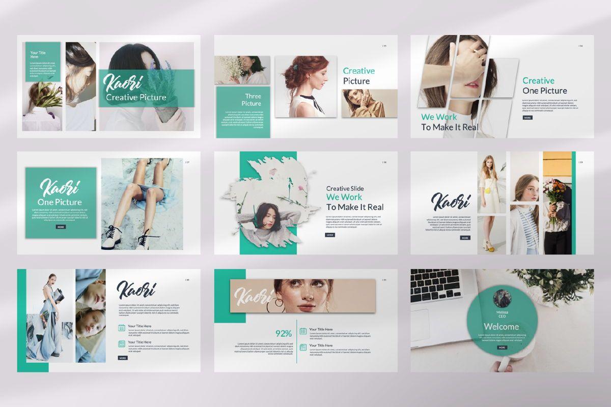 Kaori Business Powerpoint, Slide 3, 06621, Presentation Templates — PoweredTemplate.com