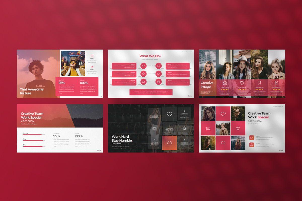 Starla Business Powerpoint, Slide 5, 06623, Presentation Templates — PoweredTemplate.com