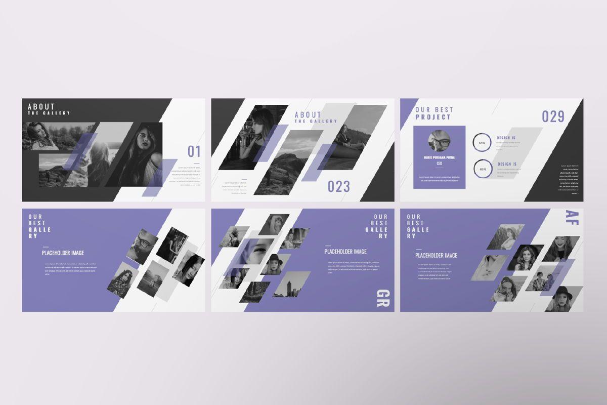Graf Business Google Slide, Slide 6, 06638, Presentation Templates — PoweredTemplate.com