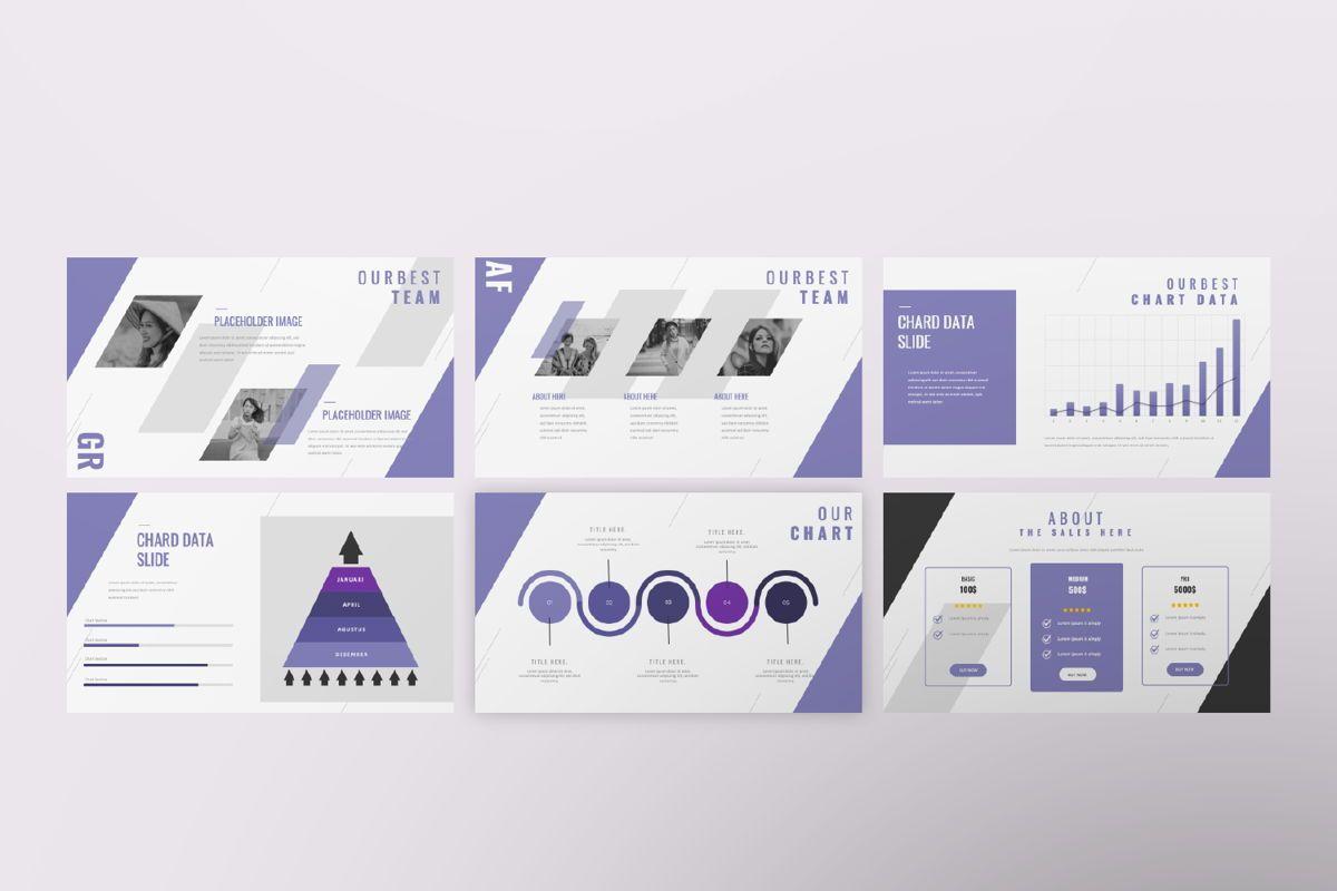 Graf Business Google Slide, Slide 7, 06638, Presentation Templates — PoweredTemplate.com