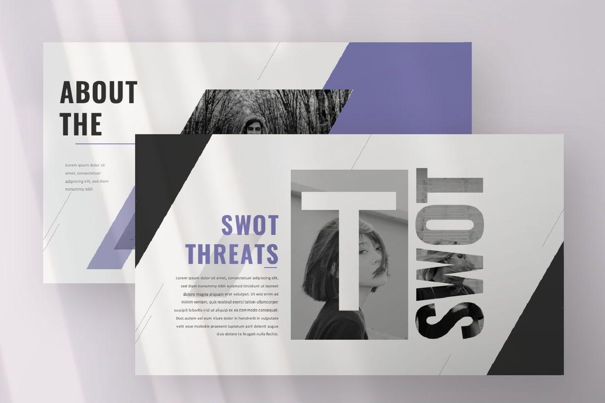 Graf Business Powerpoint, Slide 5, 06640, Presentation Templates — PoweredTemplate.com