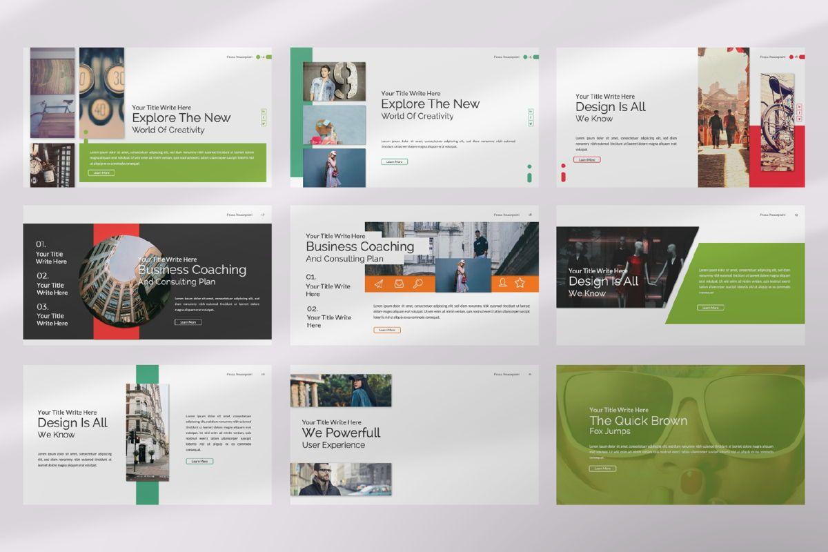 Frasa Business Google Slide, Slide 3, 06642, Presentation Templates — PoweredTemplate.com