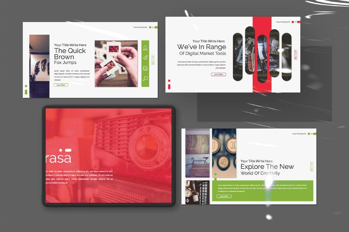 Frasa Business Powerpoint, Slide 7, 06644, Presentation Templates — PoweredTemplate.com