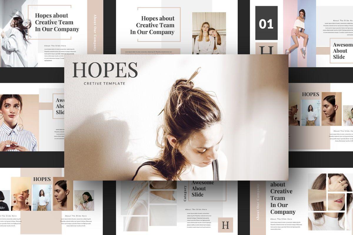 Hope Creative Google Slide, Slide 13, 06649, Presentation Templates — PoweredTemplate.com