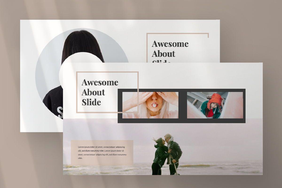Hope Creative Google Slide, Slide 5, 06649, Presentation Templates — PoweredTemplate.com