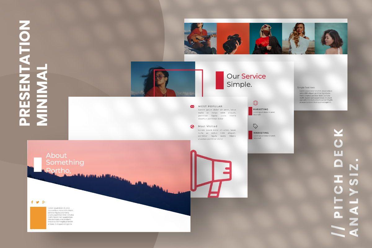 Jul Business Google Slide, Slide 14, 06652, Presentation Templates — PoweredTemplate.com