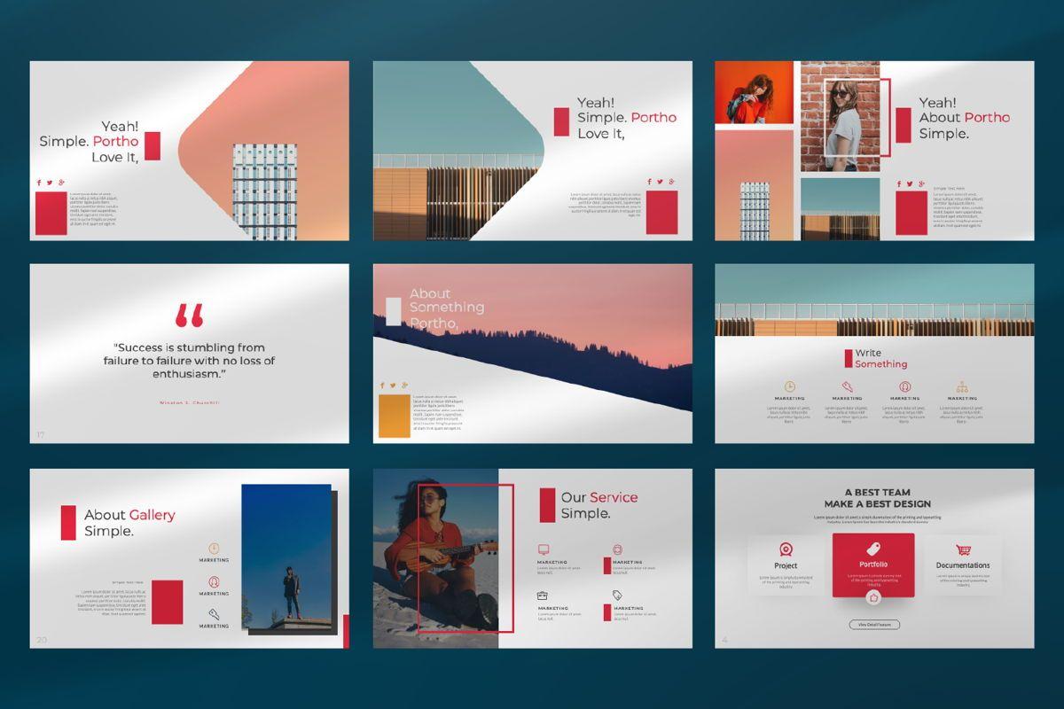 Jul Business Google Slide, Slide 3, 06652, Presentation Templates — PoweredTemplate.com