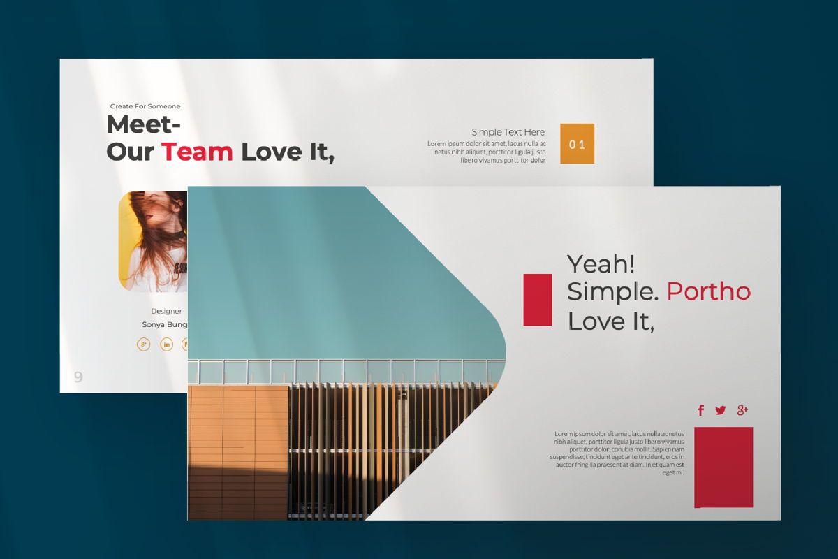 Jul Business Google Slide, Slide 5, 06652, Presentation Templates — PoweredTemplate.com