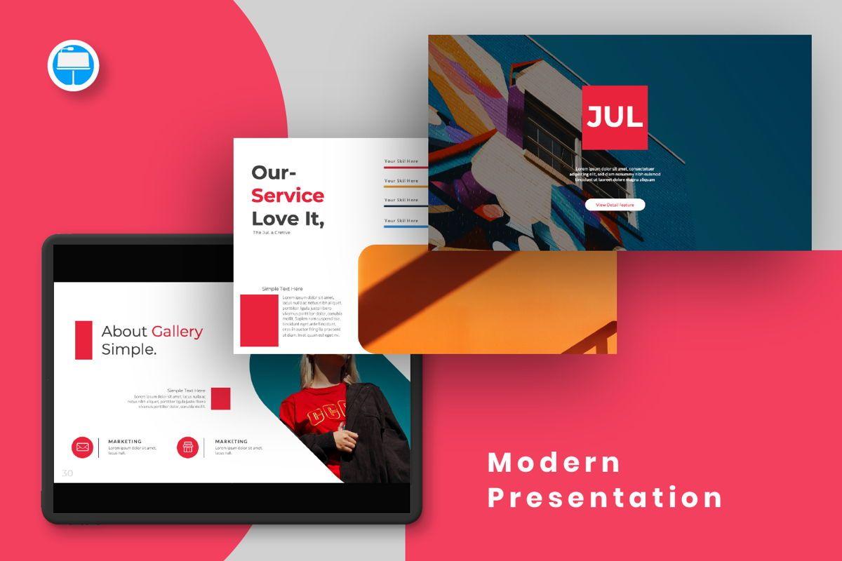 Jul Business Keynote, 06653, Presentation Templates — PoweredTemplate.com