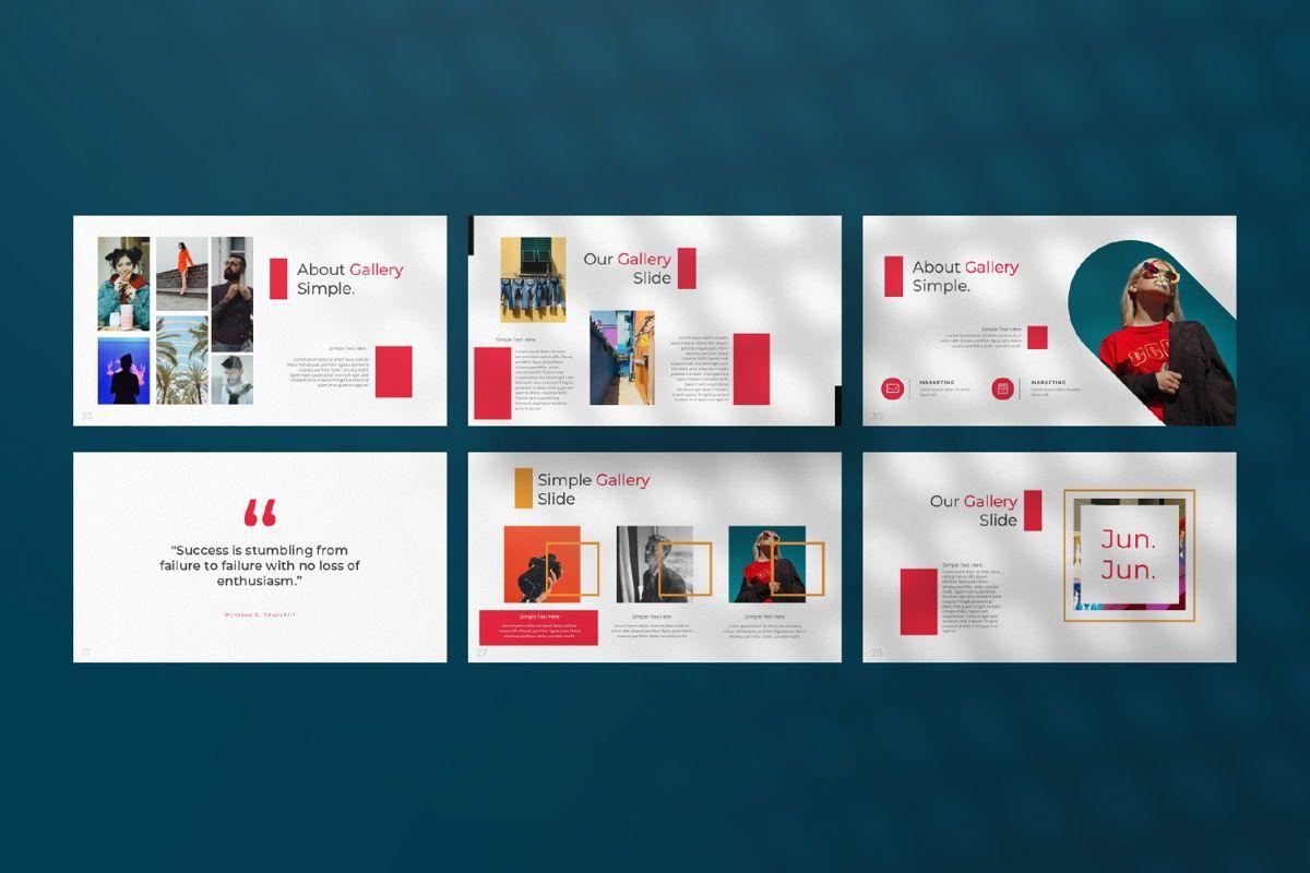 Jul Business Keynote, Slide 4, 06653, Presentation Templates — PoweredTemplate.com