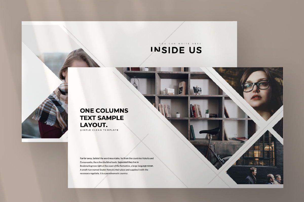 Inside Us Creative Keynote, Slide 5, 06656, Presentation Templates — PoweredTemplate.com