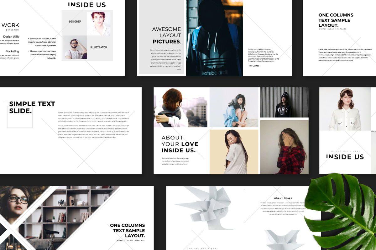 Inside Us Creative Keynote, Slide 8, 06656, Presentation Templates — PoweredTemplate.com