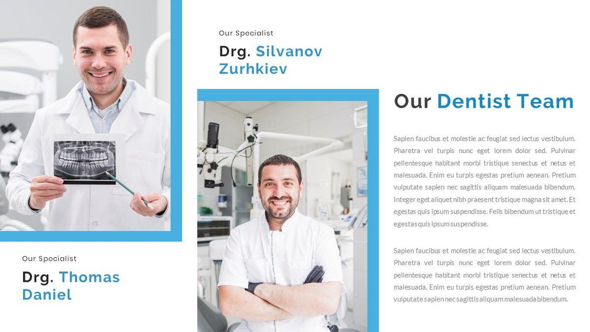 Dentalic - Dental Care Google Slide Template, Slide 16, 06662, Presentation Templates — PoweredTemplate.com