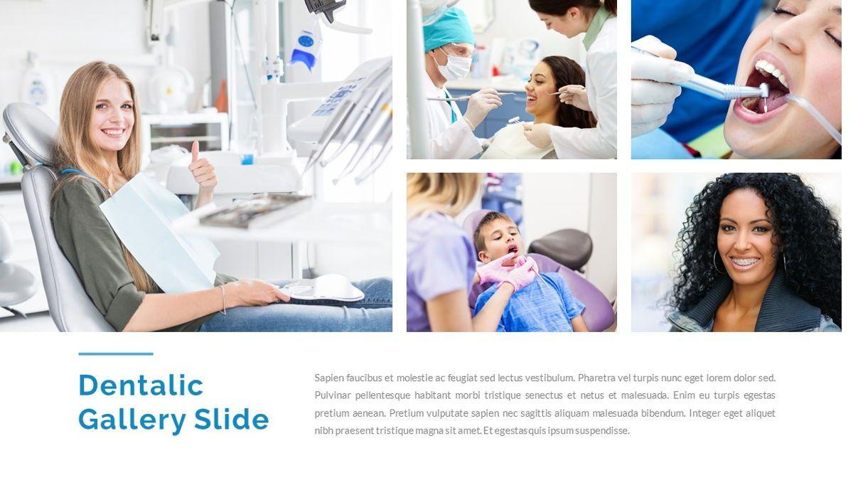Dentalic - Dental Care Google Slide Template, Slide 19, 06662, Presentation Templates — PoweredTemplate.com