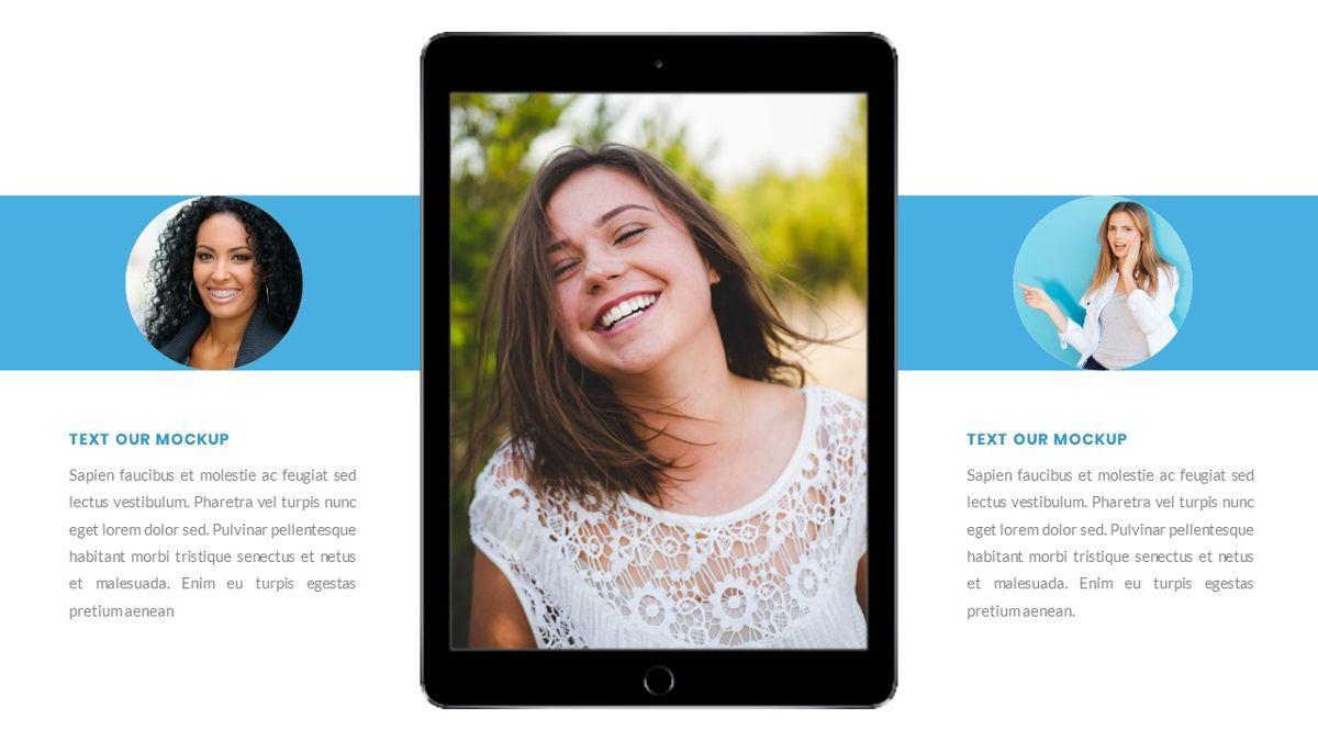 Dentalic - Dental Care Google Slide Template, Slide 27, 06662, Presentation Templates — PoweredTemplate.com
