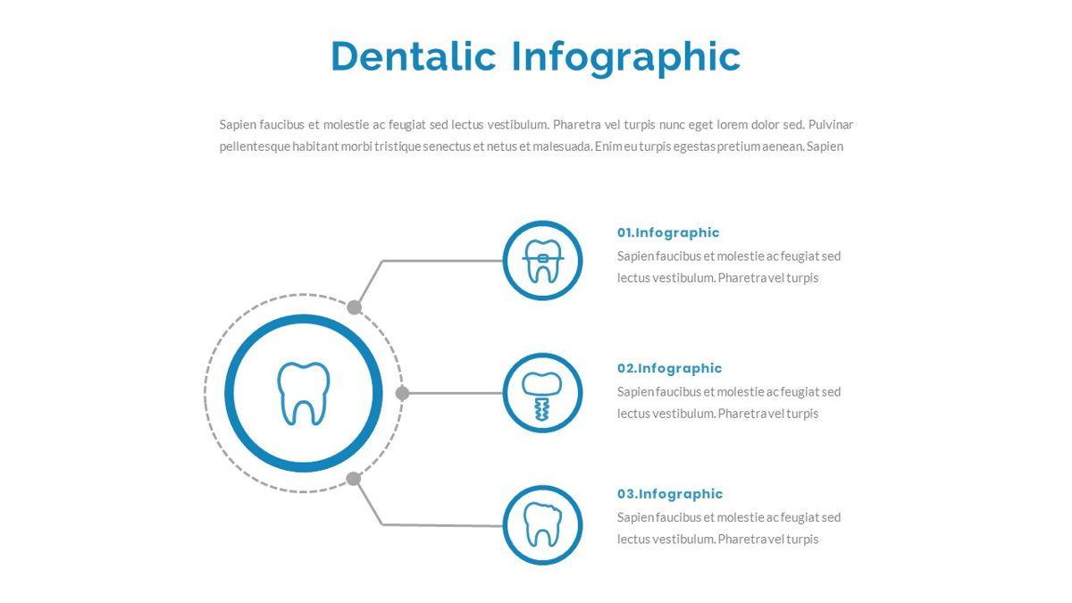 Dentalic - Dental Care Google Slide Template, Slide 30, 06662, Presentation Templates — PoweredTemplate.com