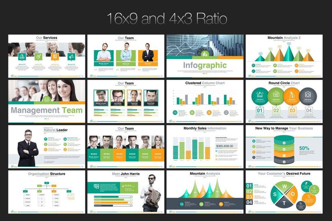 Space PowerPoint Template, Slide 3, 06673, Presentation Templates — PoweredTemplate.com