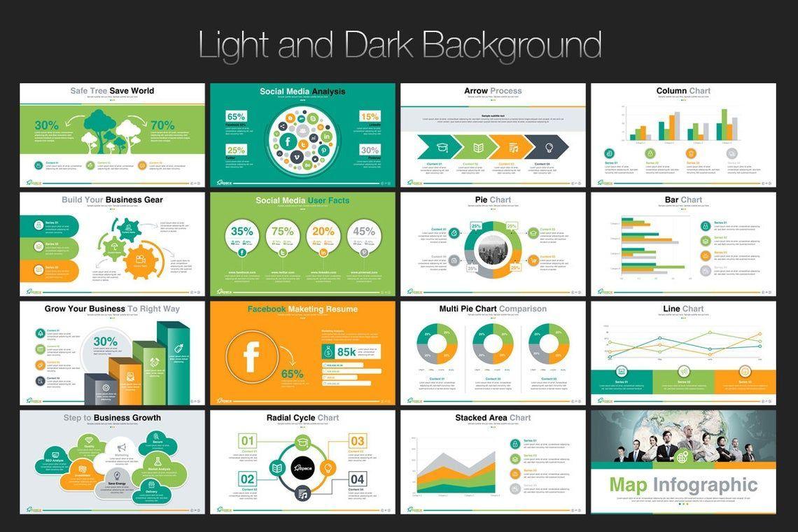 Space PowerPoint Template, Slide 4, 06673, Presentation Templates — PoweredTemplate.com