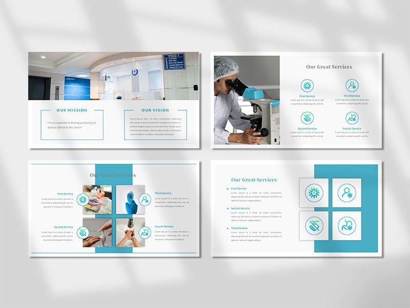 COVID-19 - Creative Business PowerPoint Template, Slide 3, 06674, Presentation Templates — PoweredTemplate.com