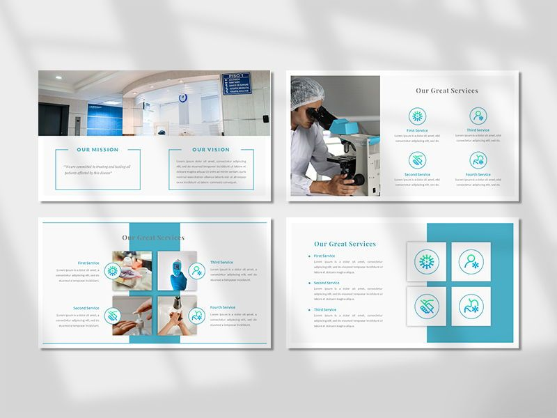 COVID-19 - Creative Business Google Slide Template, Slide 3, 06675, Presentation Templates — PoweredTemplate.com