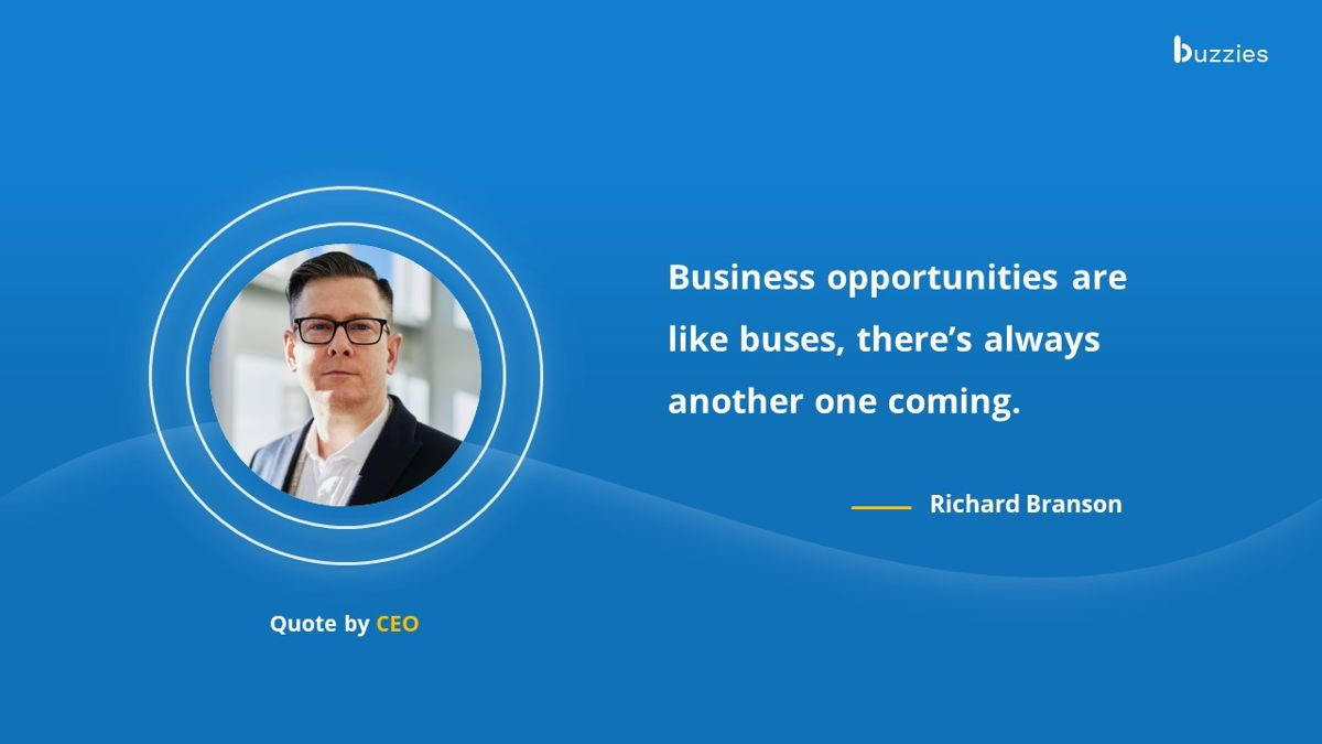Buzzeies - Business presentation Template, Slide 35, 06679, Presentation Templates — PoweredTemplate.com