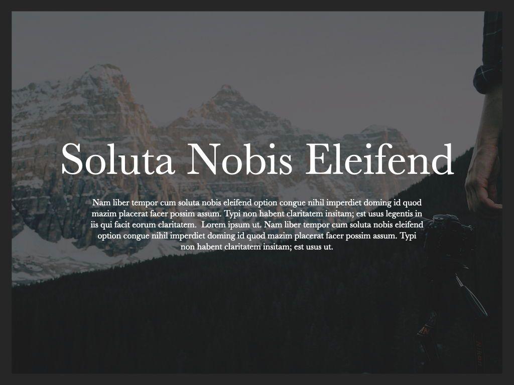 Art Solid Google Slides Presentation Template, Slide 16, 06684, Presentation Templates — PoweredTemplate.com