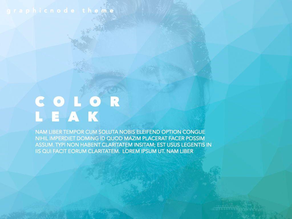 Color Leak Google Slides Presentation Template, Slide 15, 06687, Presentation Templates — PoweredTemplate.com