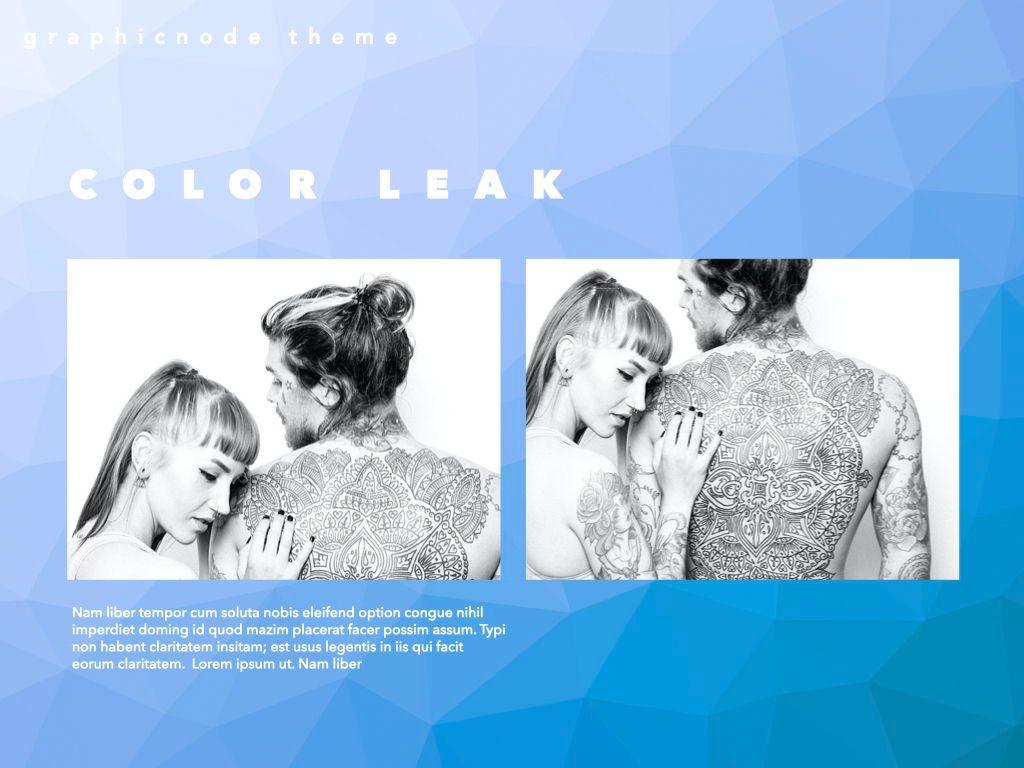 Color Leak Google Slides Presentation Template, Slide 19, 06687, Presentation Templates — PoweredTemplate.com