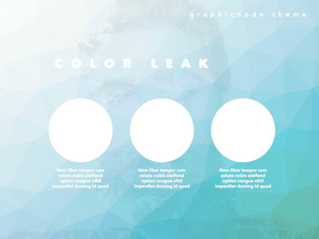 Color Leak Google Slides Presentation Template, Slide 21, 06687, Presentation Templates — PoweredTemplate.com