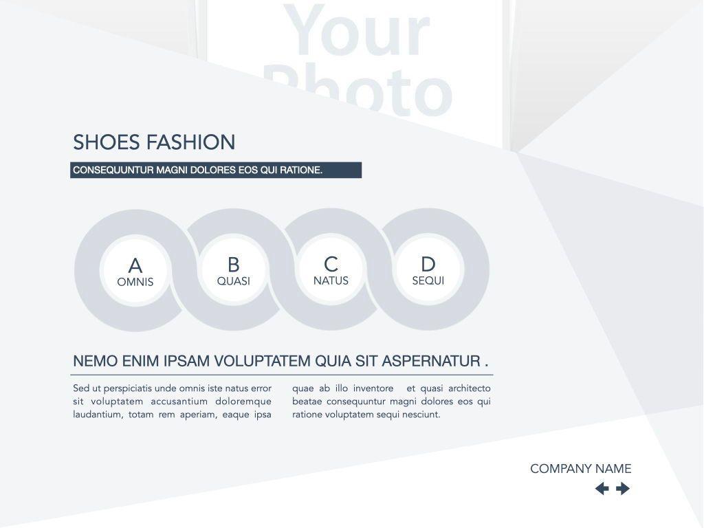 Coral Shapes Google Slides Presentation Template, Slide 28, 06689, Presentation Templates — PoweredTemplate.com