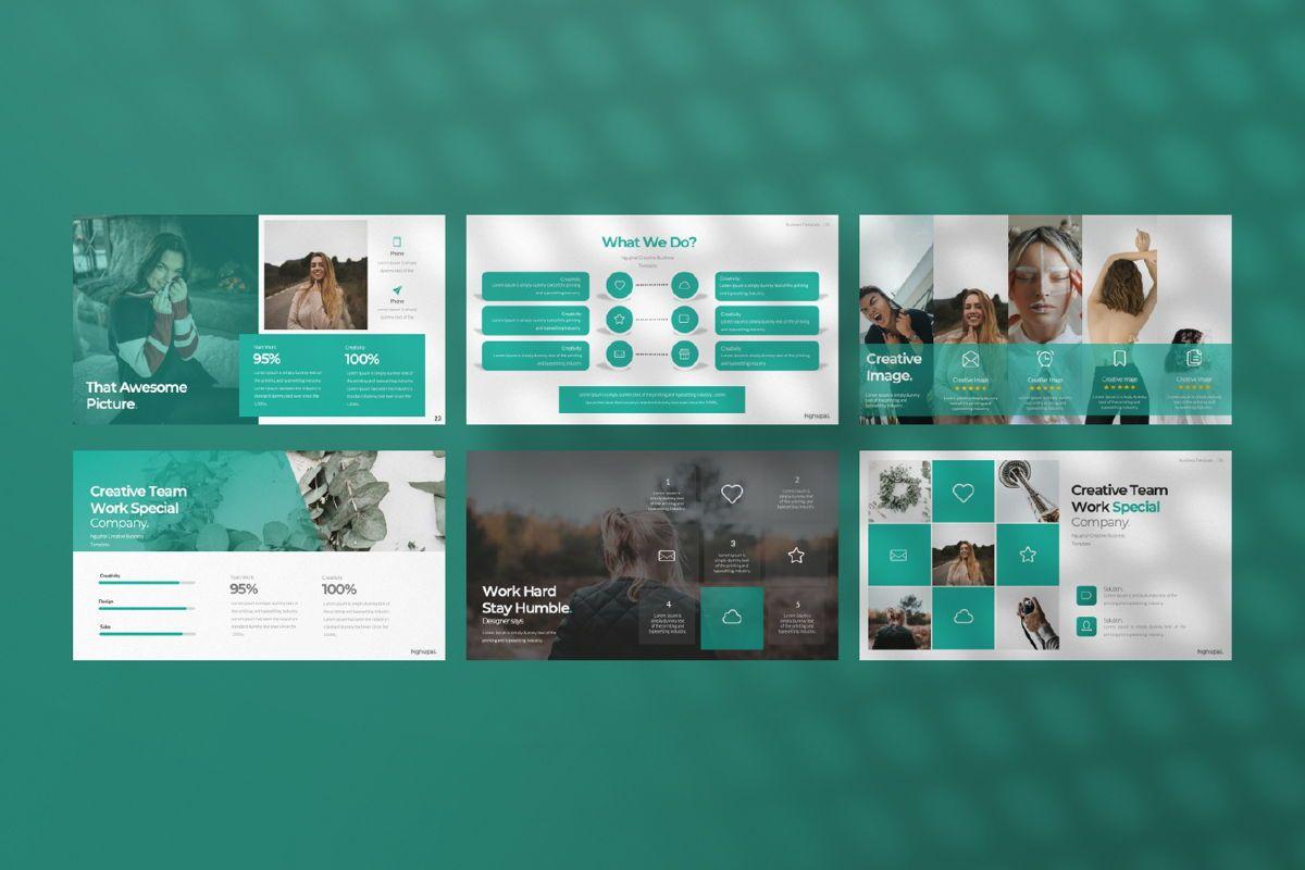Nguphai Business Google Slide, Slide 4, 06698, Presentation Templates — PoweredTemplate.com