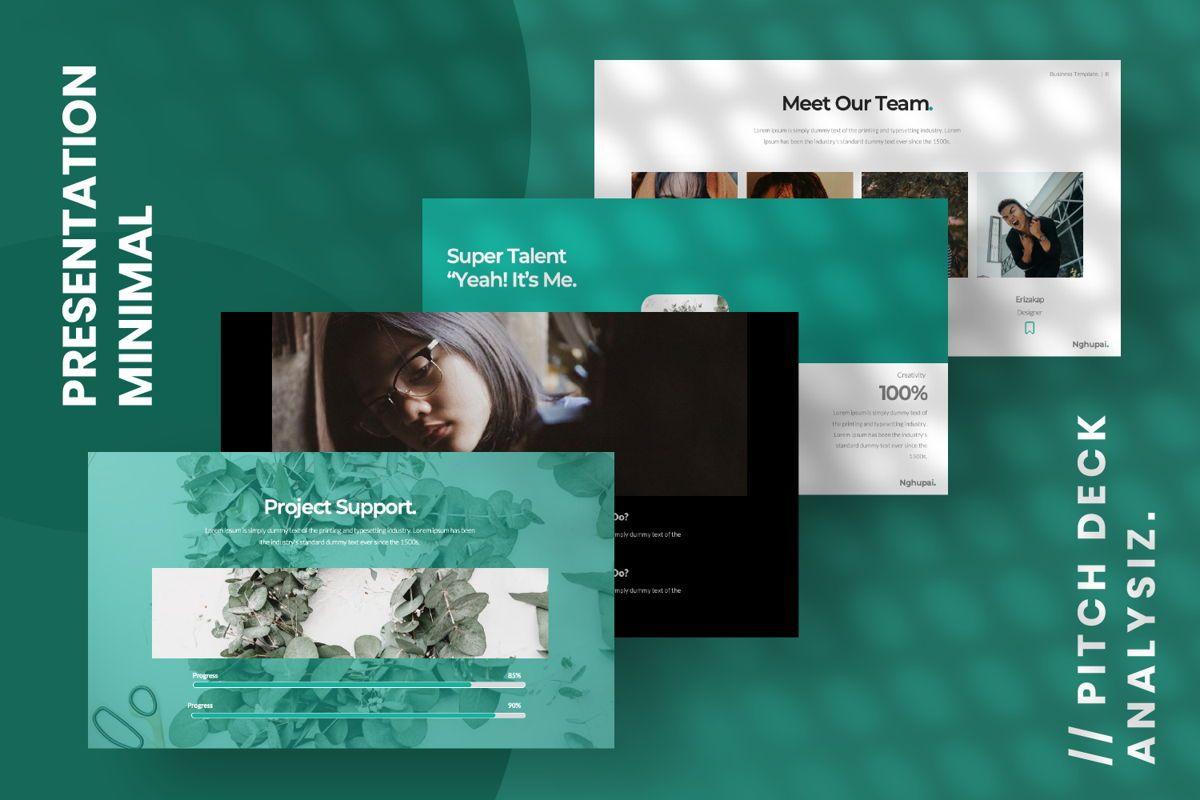 Nguphai Business Keynote, Slide 14, 06699, Presentation Templates — PoweredTemplate.com