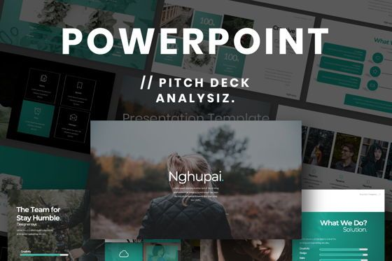 Presentation Templates: Nguphai Business Powerpoint #06700