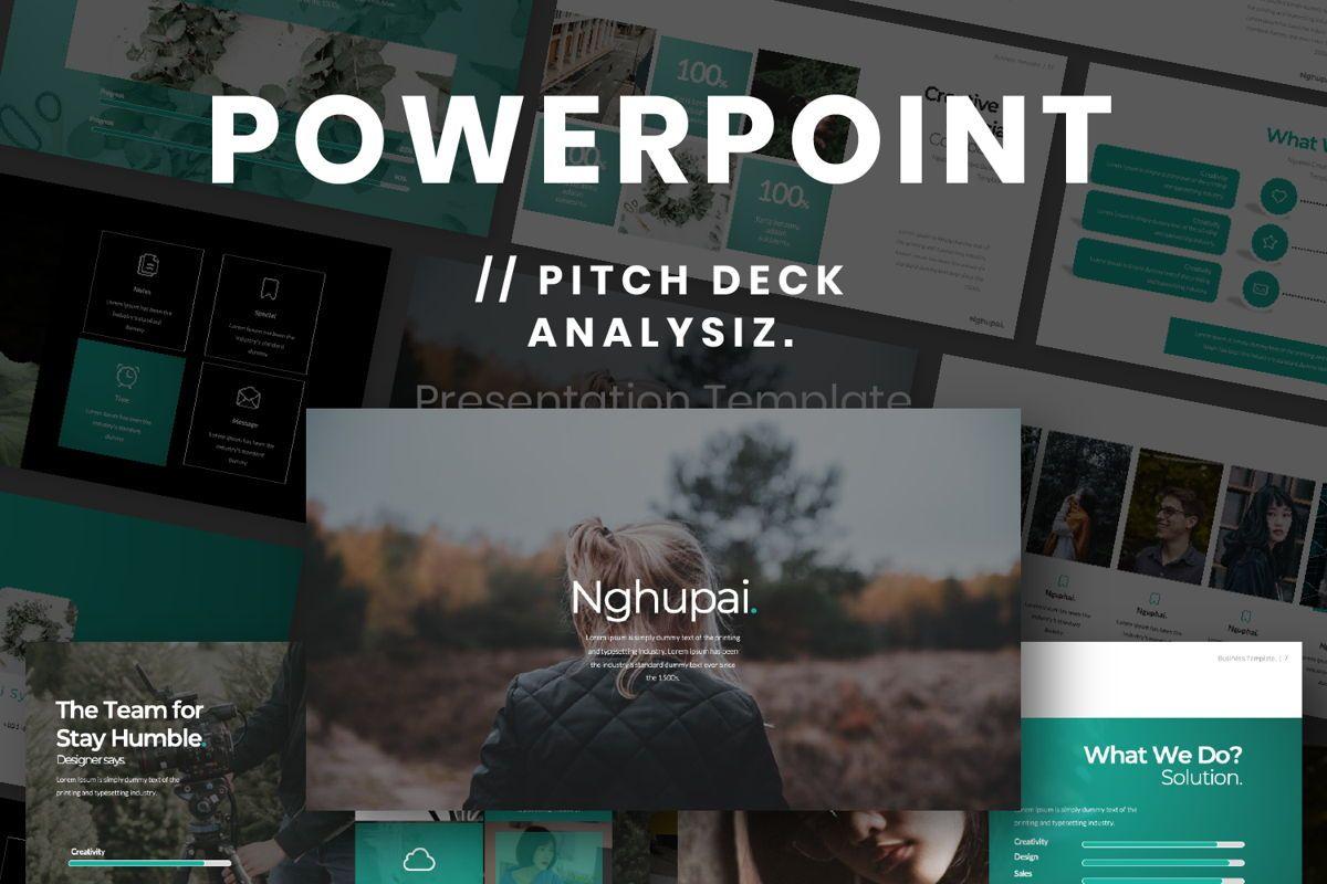 Nguphai Business Powerpoint, 06700, Presentation Templates — PoweredTemplate.com